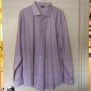 Reaction size 17-1/2 button down shirt